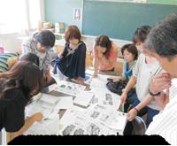 納品までの流れ-イメージ写真・絵説き|PTA新聞、会報、機関紙の編集、広報紙コンクール入賞はフジイ企画